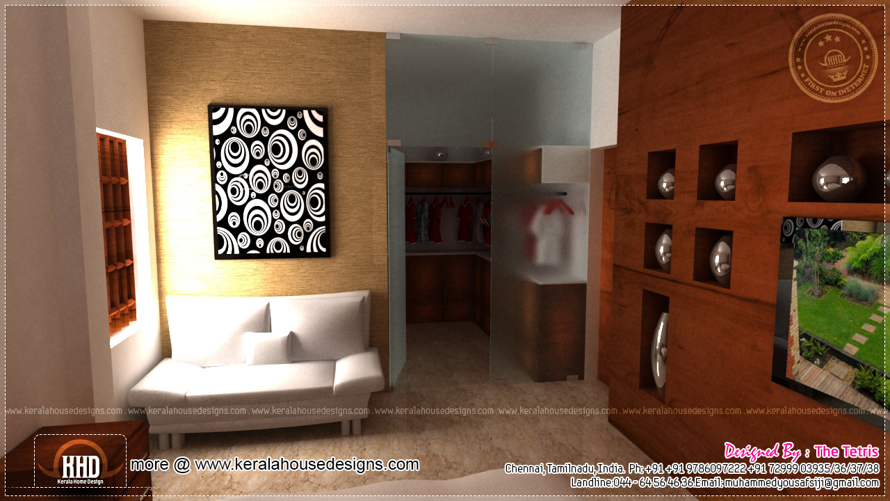Interior Design Renderings By Tetris Architects Chennai Home Design Ideas For You