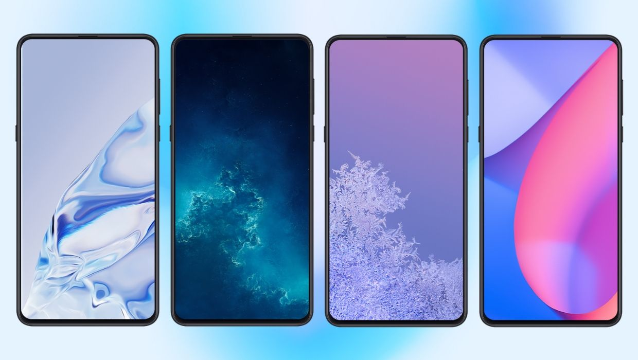 Mi Note 10 Stock Wallpapers Collection