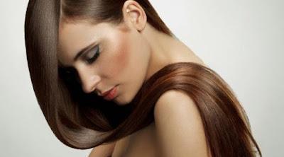 Cara Meluruskan Rambut Permanen Tanpa Rebonding