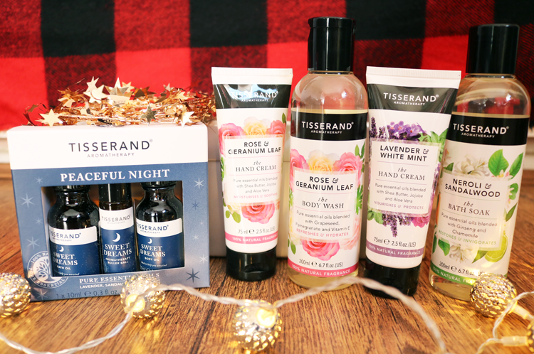 Tisserand Gifts for Aromatherapy Fans