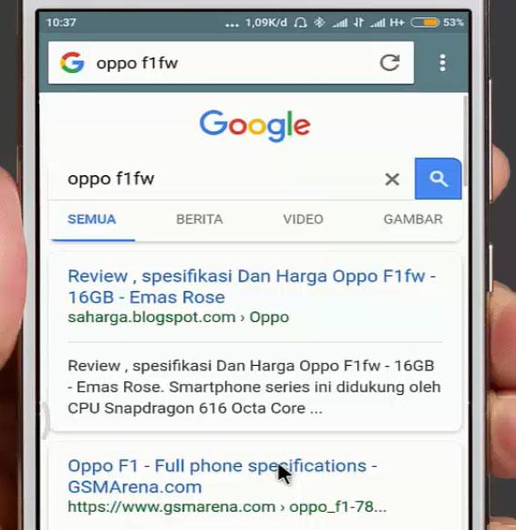 6 Cara Cek Tipe HP Oppo (All Type) dengan Kode Rahasia