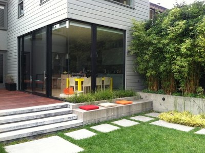 contoh taman rumah minimalis modern - harga jasa layanan