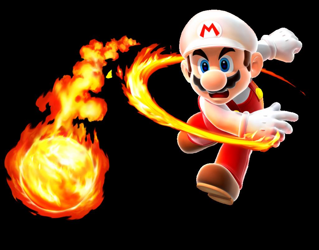 Blogg de Super Warioman: top 13 de mejores poderes de mario