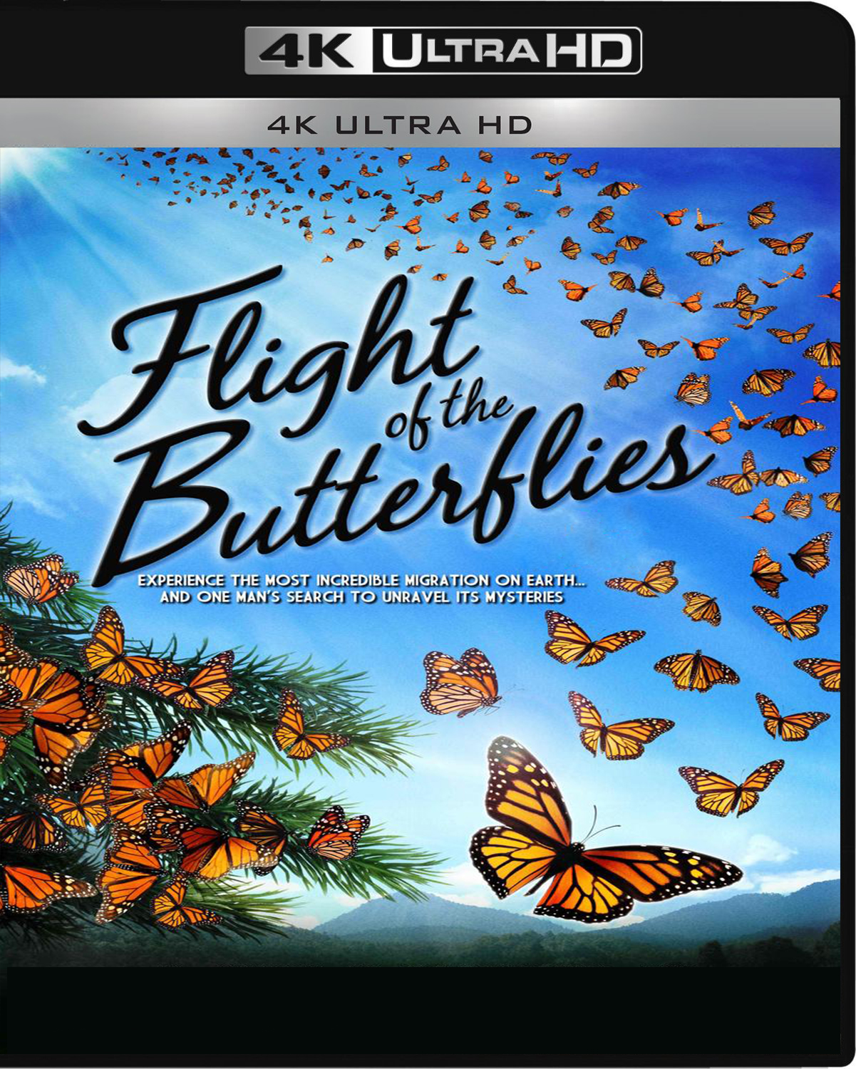 Flight of the Butterflies [2012] [UHD] [2160p] [Latino]