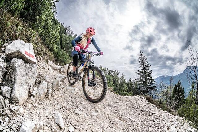 trento mountainbike monte marzola