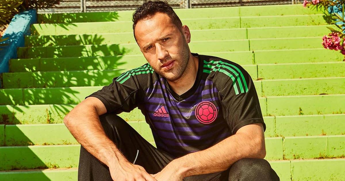 Resultado de imagen para colombia goalkeeper kit