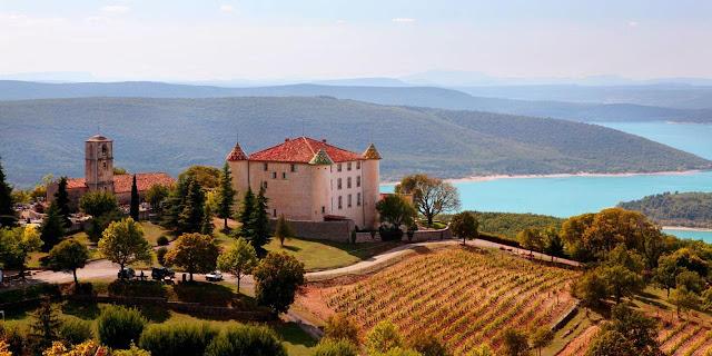 Roterio de 7 dias na França: Provence