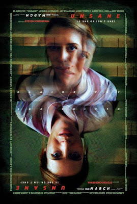 Unsane 2018 DVD R1 NTSC Latino