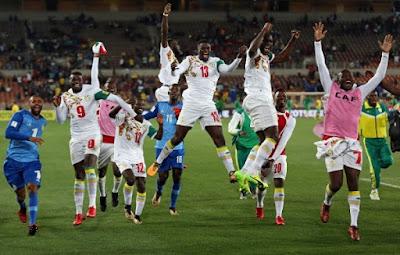 Senegal lolos ke Piala Dunia 2018