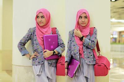 Tips Membuat Pakaian Hijab Selalu Tampak Baru