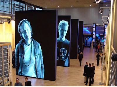 Cung cấp màn hình led p4 chính hãng giá rẻ tại Hòa Bình