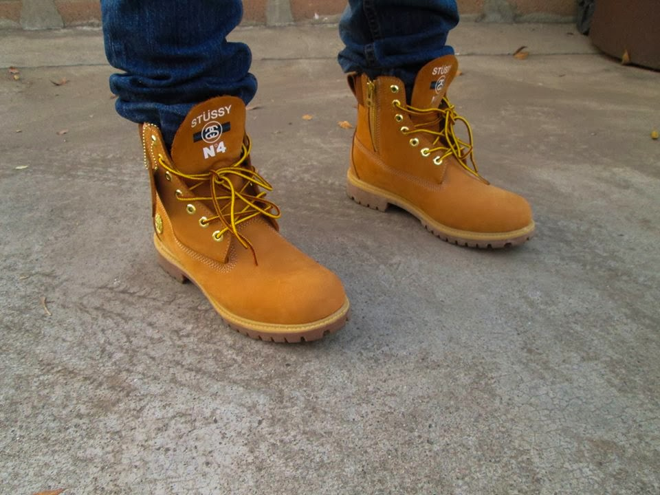 Stussy for Timberland Review  6d0ab34cd326