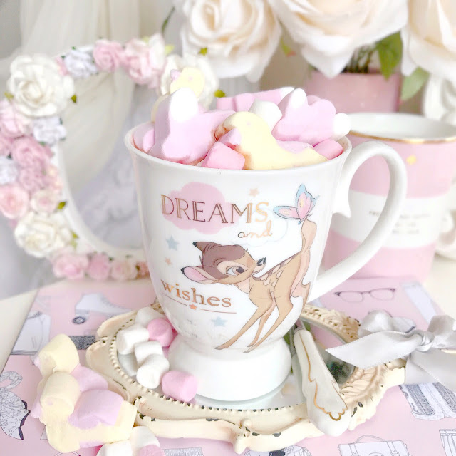 Bambi Dreams And Wishes Mug | Love, Catherine