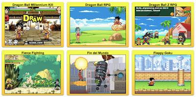 juegos de Goku y Vegeta
