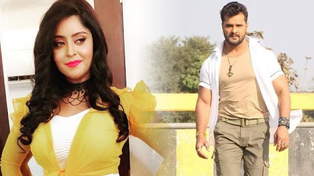 सेक्सी एक्ट्रेस शुभी शर्मा और सुपरस्टार खेसारी लाल यादव इससे पहले दस से ज्यादा फिल्मो में साथ-साथ काम कर चुके है.
