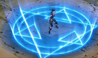 Círculo de Transmutação de Alphonse