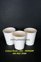 paper cup hot ukuran 8 oz