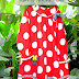 dress for little girl tutorial - membuat baju anak