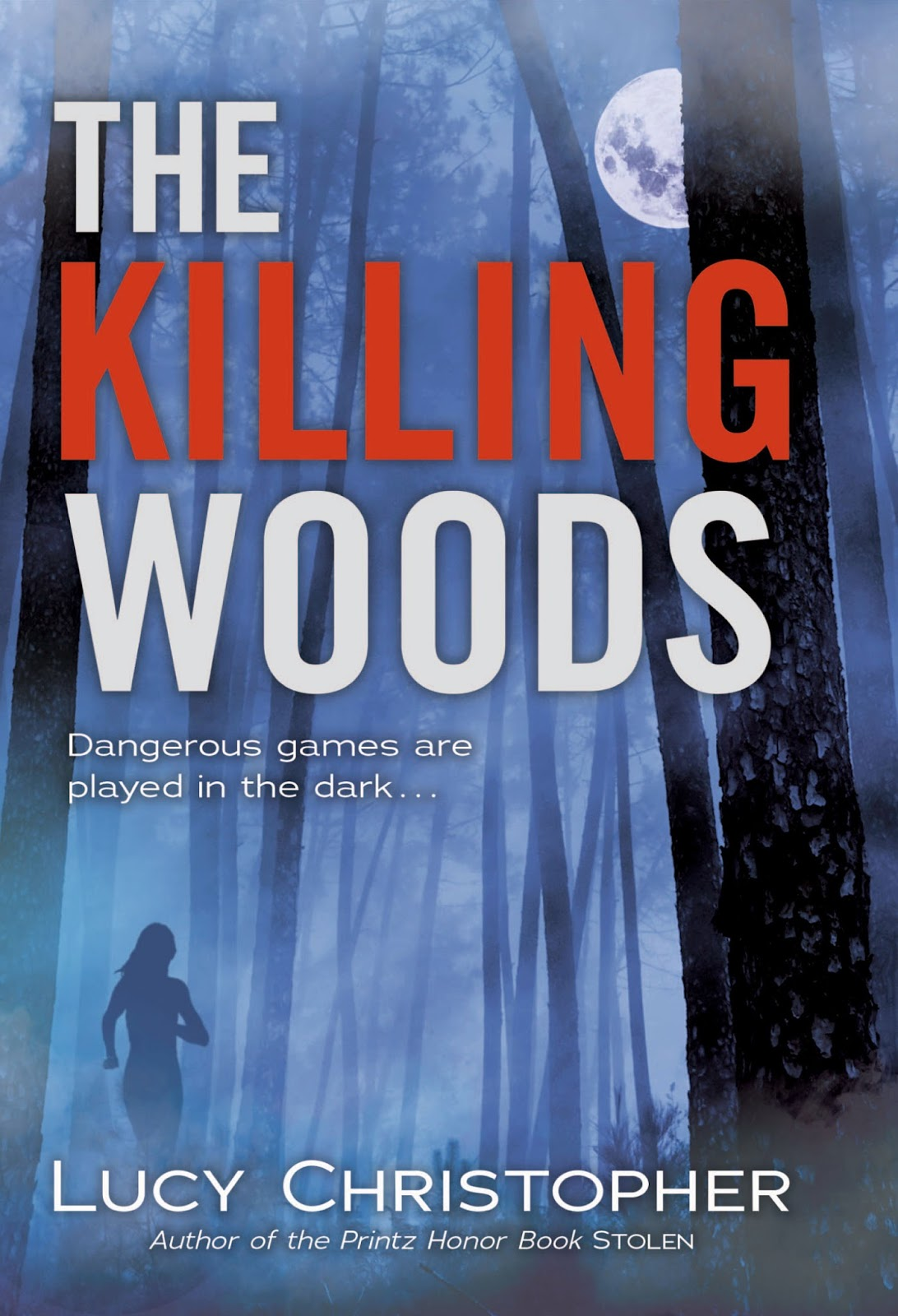 Librisnotes The Killing Woods By Lucy Christopher