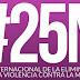 #25NPY: Convocan a segundo Paro Internacional de Mujeres