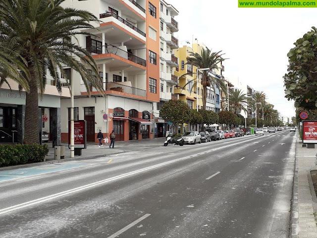 Las obras de urbanización de la Avenida Marítima capitalina comenzarán el lunes en la trasera del Cabildo Insular