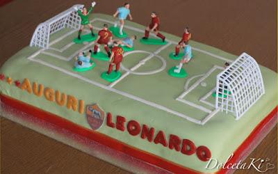 torta campo da calcio