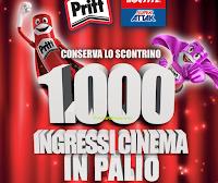Logo Vai a cinema insieme a Henkel : vinci 1.000 buoni cinema