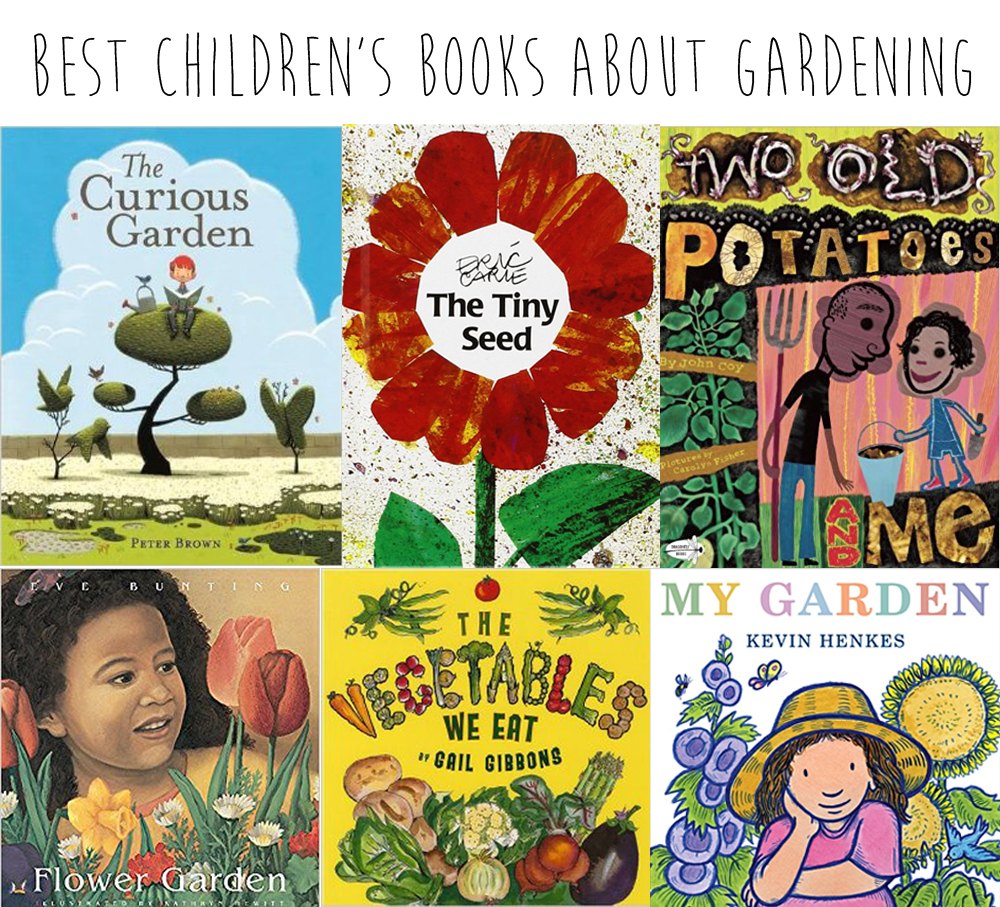 Best children 39 s books about gardening madh mama for Children s books about gardening