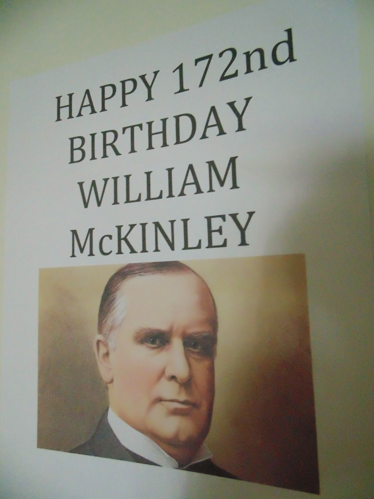 The Waterstraut Waterspout Happy 172nd Birthday William