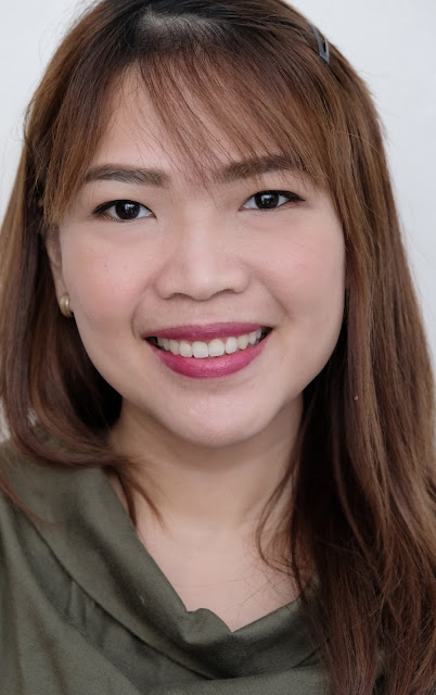 Flormar Prime N' Lips Red Violet review by Nikki Tiu of www.askmewhats.com