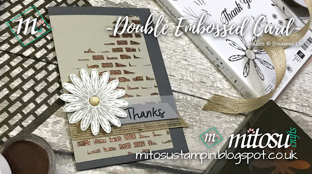 Stampin' Up! Embossing Paste Order SU Stampinup Products from Mitosu Crafts' Online Shop UK 4