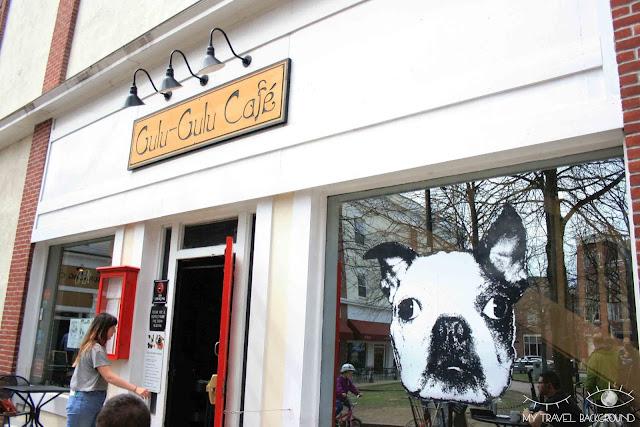 My Travel Background : Halloween à Salem - Le Gulu-Gul Cafe