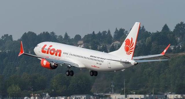 Lion Air JT 610 Minta Kembali ke Bandara Setelah 2 Menit Take Off