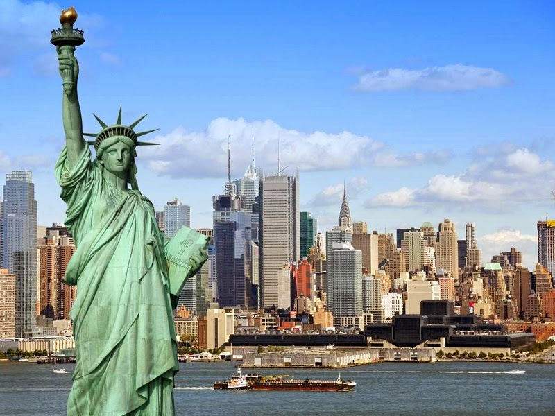 patung-liberty-kota-new-york