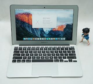 Jual Macbook Air Early 2014 Core i5