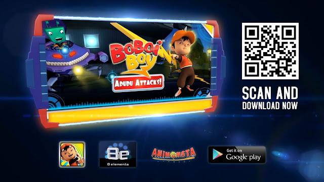 Kumpulan Game Boboiboy Petualangan MOD APK Terbaik Gratis for Android