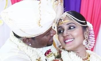 Malaysian Indian Wedding Of Sunthereesan & Satia