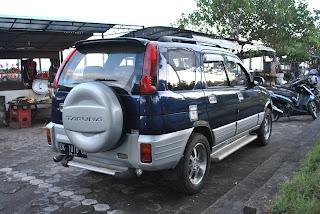 Tipe dan Jenis Daihatsu Taruna Tipe Oxxy