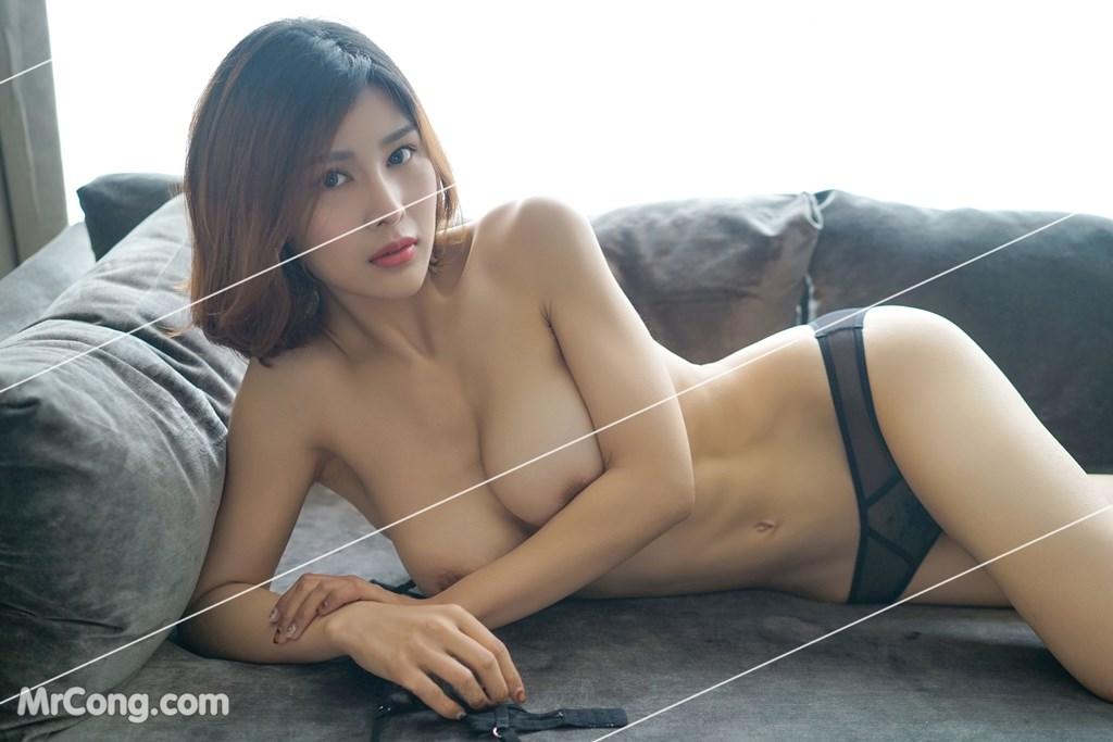 Image Yan-Pan-Pan-Part-3-MrCong.com-025 in post Ngắm vòng một siêu gợi cảm với nội y của người đẹp Yan Pan Pan (闫盼盼) (51 ảnh)