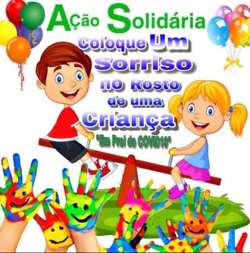 Amil realiza ação solidária em prol das crianças carentes do Loteamento Santana