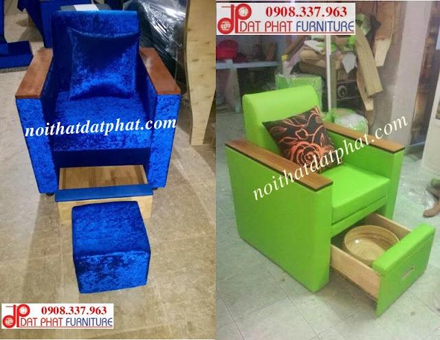 ghế nail hộp kéo, ghế nail hộp kéo giá rẻ