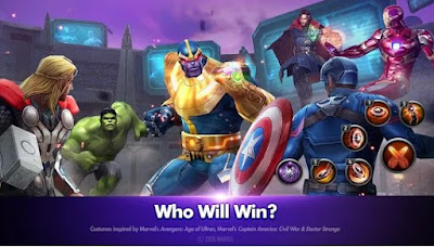 MARVEL Future Fight Apk for Android Free Download