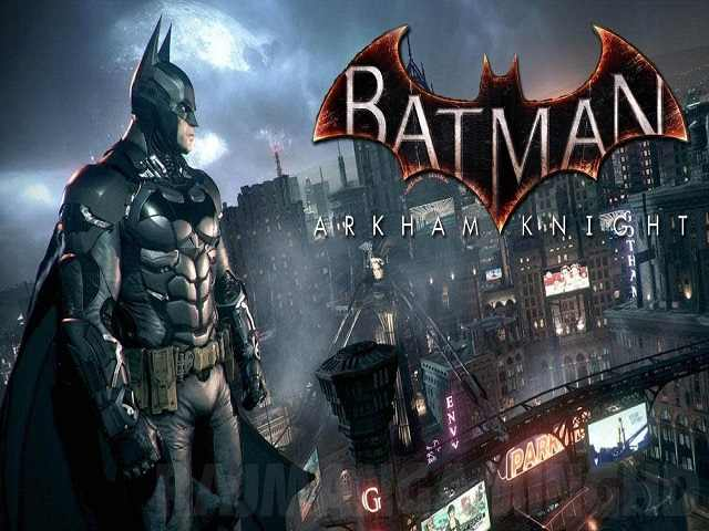 Batman dark knight game download for pc
