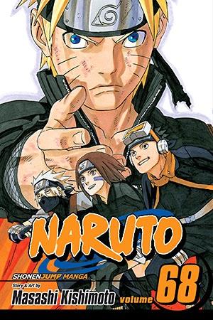 Naruto Tomo 68