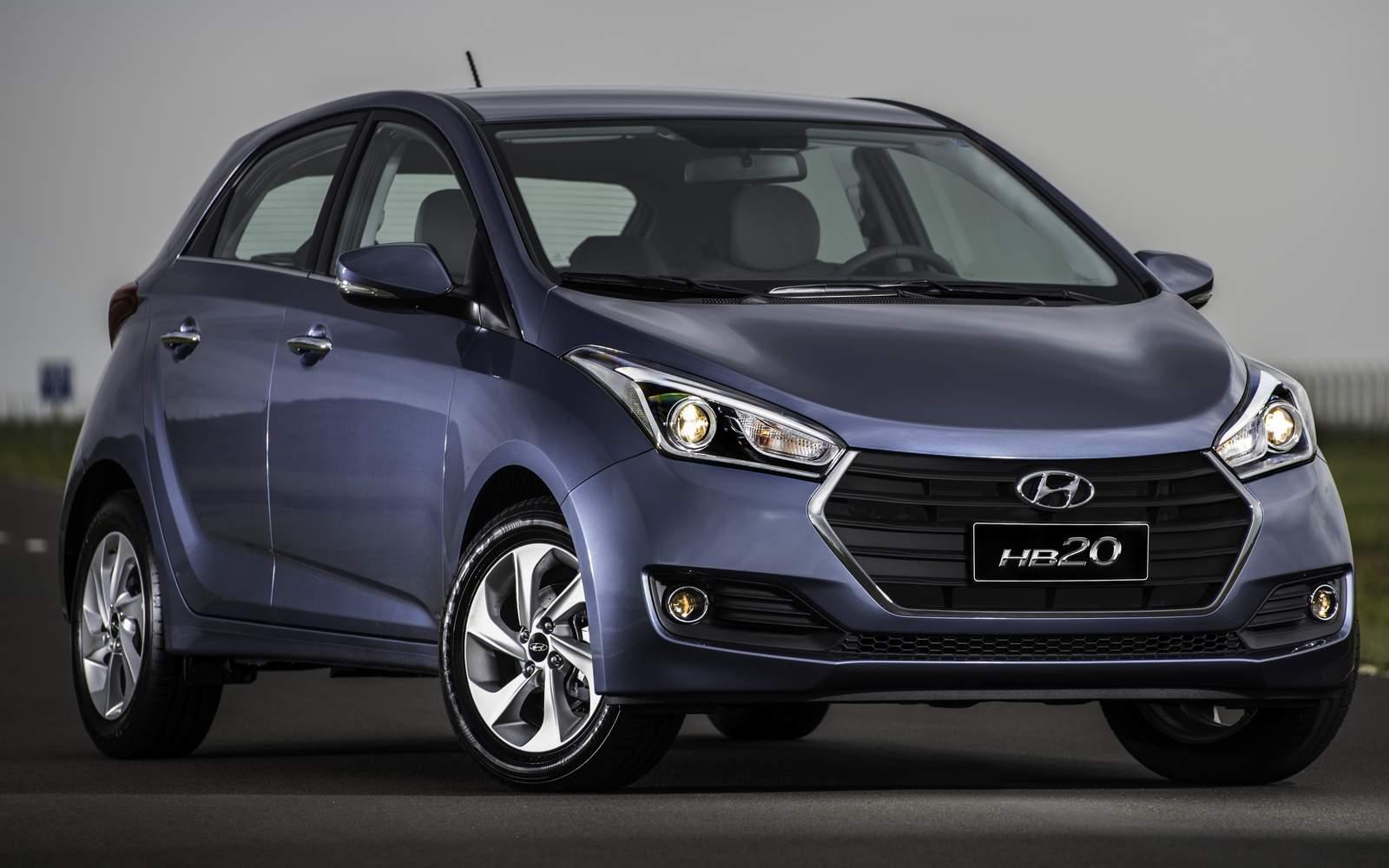 Hyundai HB20 1.6 Premium Automático - R$ 2.600 reais mais batato que o Fiat Argo 1.8 Automático