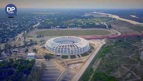 Santiago del Estero contará con un estadio Internacional