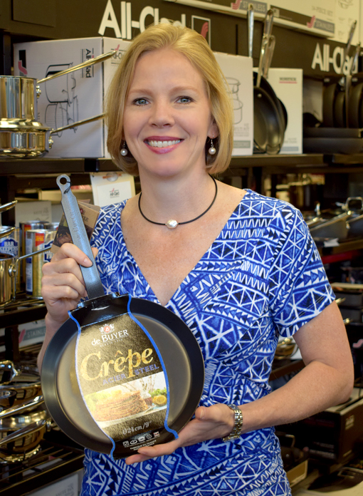 Interview: Mary Moore of The Cook's Warehouse | Photo: Travis S. Taylor