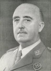 GENERALÍSIMO FRANCISCO FRANCO (4/12/1892 - 20/11/1975).