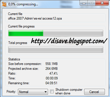 Compression - How to highly compress files - Super User