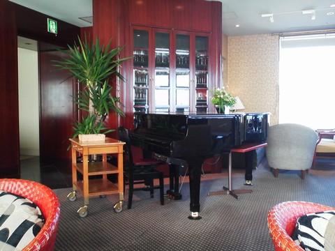 ピアノ オーセントホテル小樽カサブランカ
